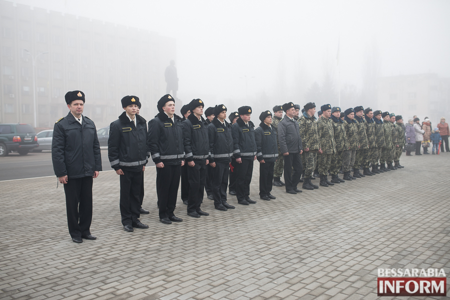 SME_3131 В Измаиле поздравили военнослужащих и почтили память  погибших воинов