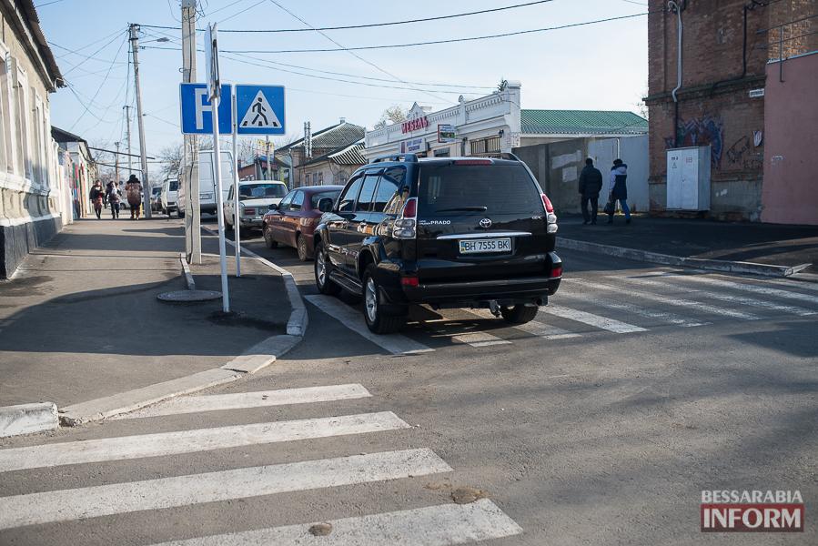 Toyota Prado в рубрике «Я паркуюсь как ….» (фото)