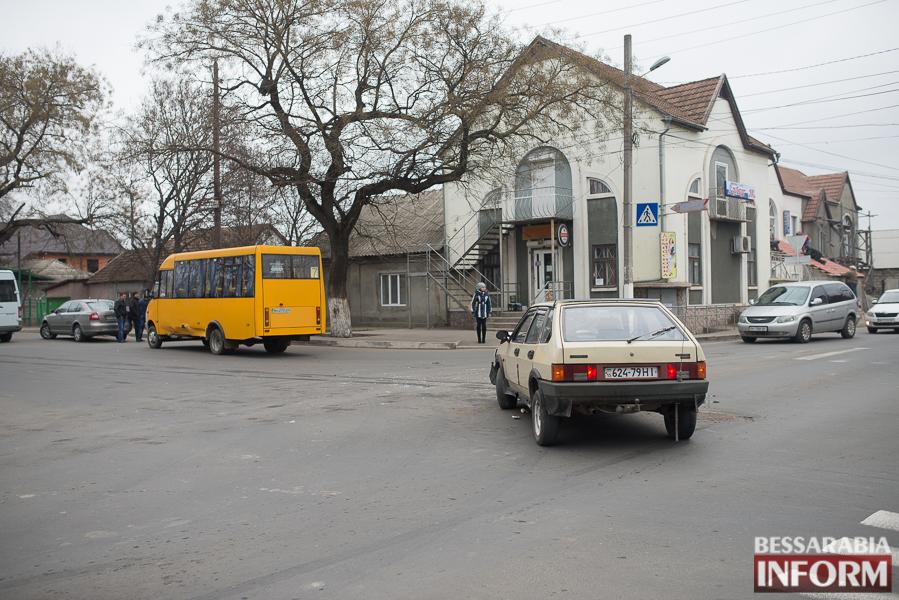 SME_3776 В Измаиле в ДТП попал гость города (фото)