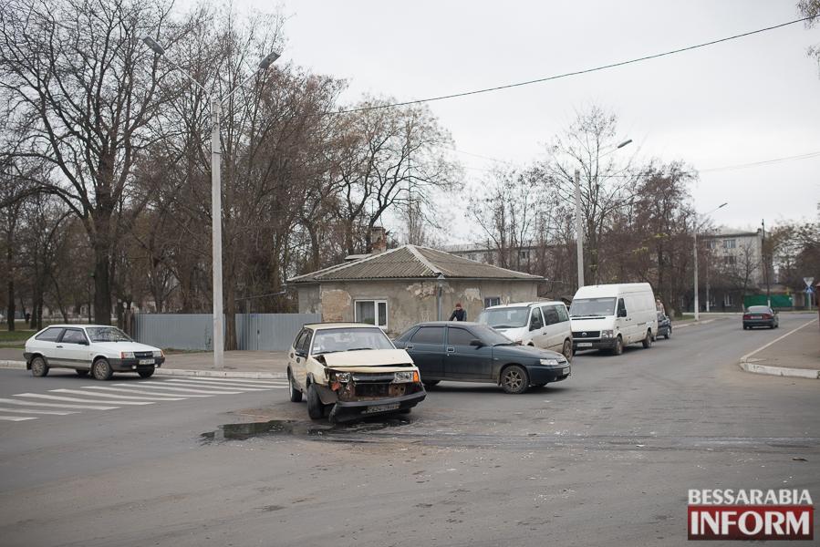 SME_3780 В Измаиле в ДТП попал гость города (фото)