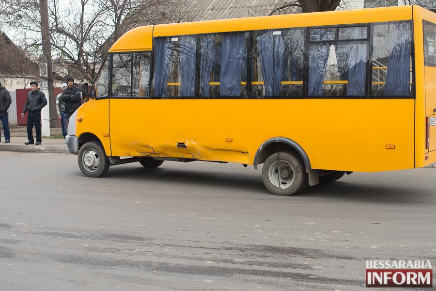 SME_3785 В Измаиле в ДТП попал гость города (фото)
