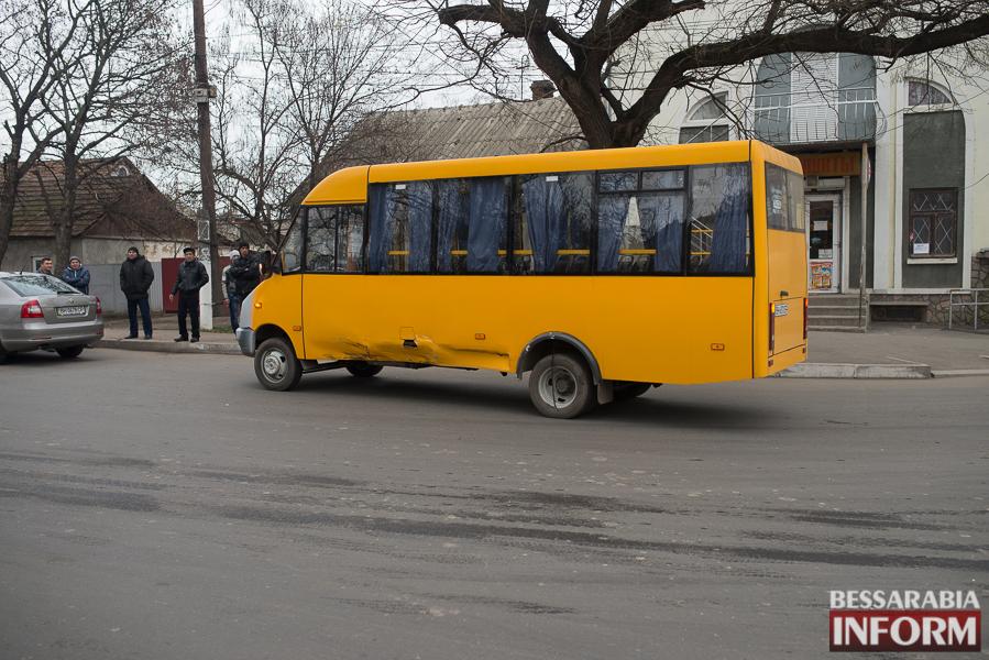 SME_3786 В Измаиле в ДТП попал гость города (фото)