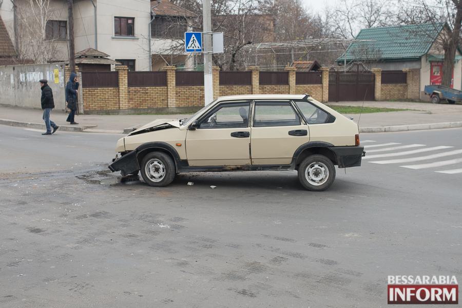 SME_3788 В Измаиле в ДТП попал гость города (фото)