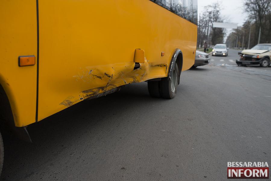 SME_3791 В Измаиле в ДТП попал гость города (фото)