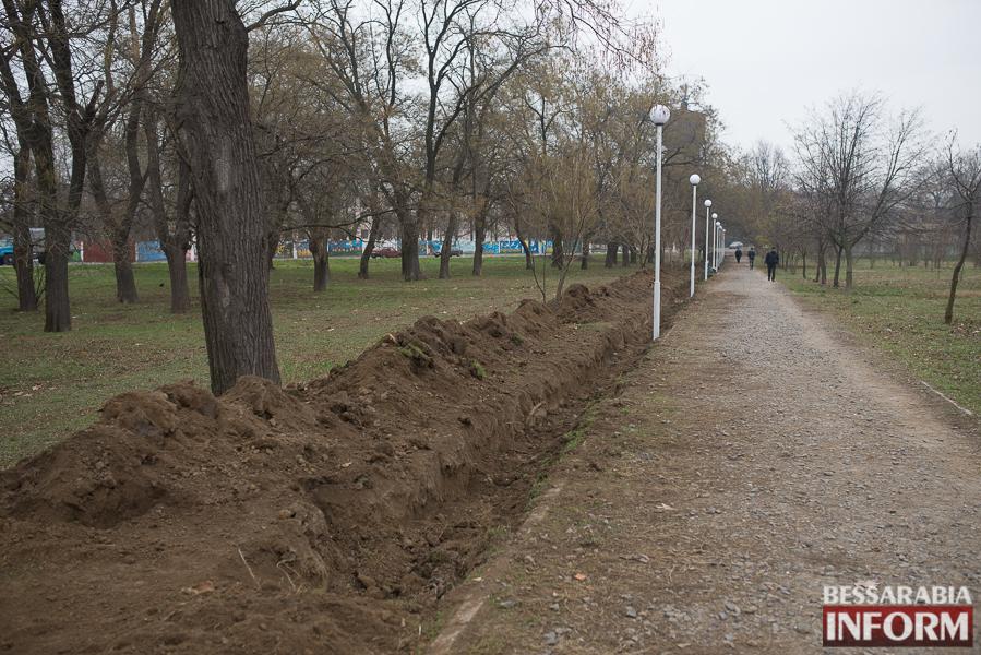 SME_3916 Измаил: Парк Памяти меняется на глазах (ФОТО)