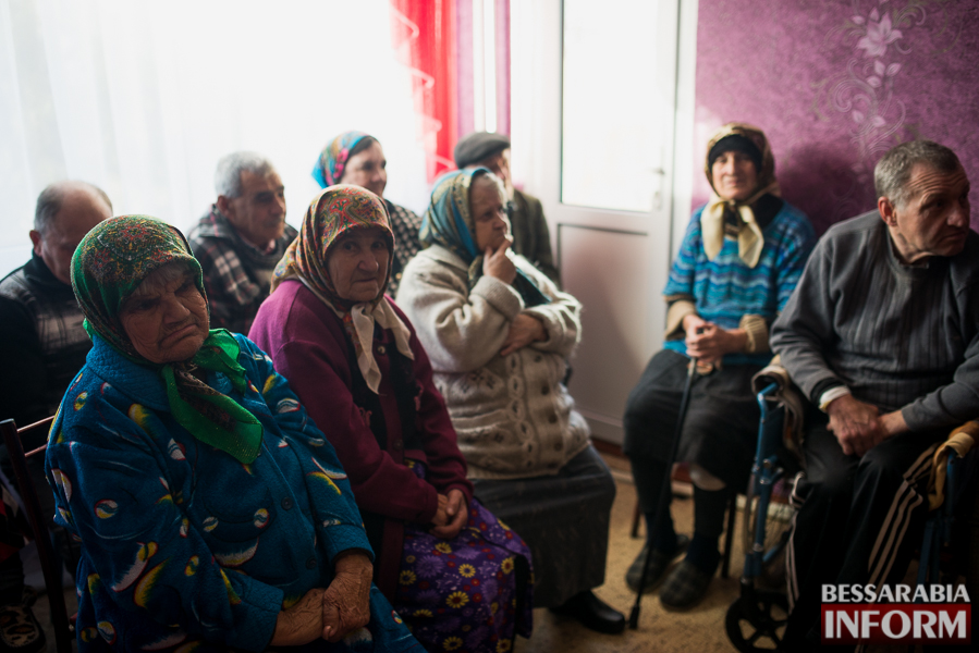 В Ренийском р-не прошел праздник для пожилых людей