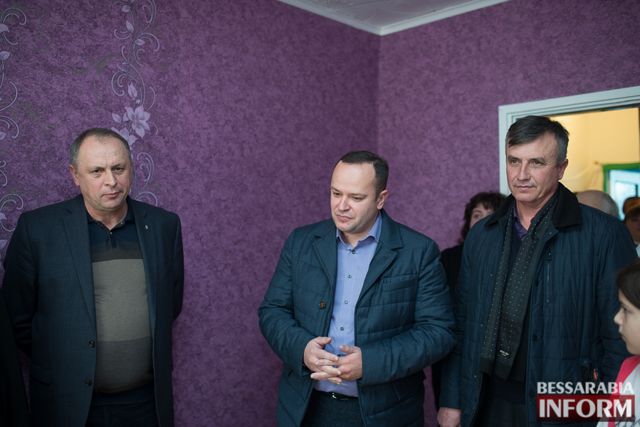 SME_5708 В Ренийском р-не прошел праздник для пожилых людей