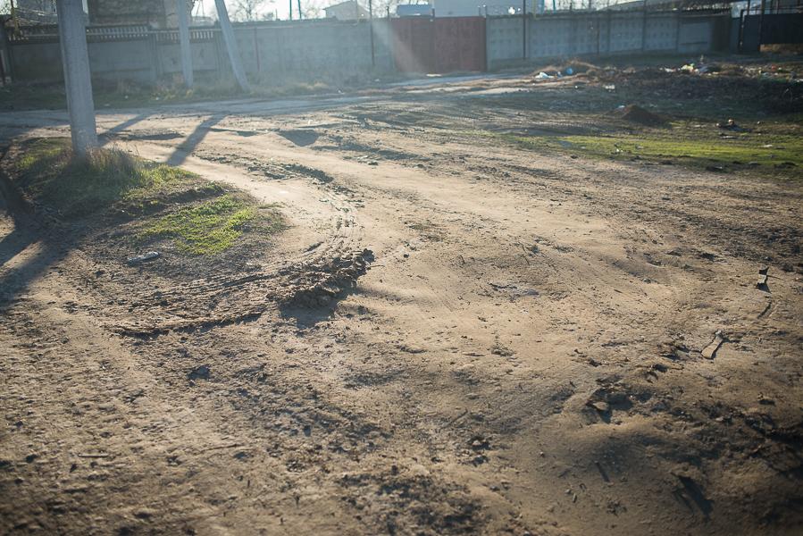 SME_6329 Измаил: фуры грязи не боятся (фото, видео)