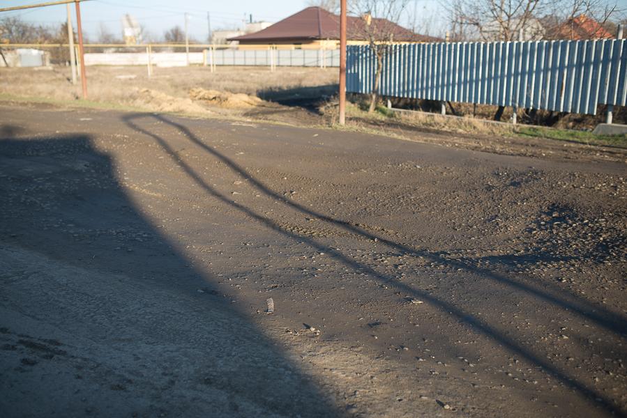SME_6330 Измаил: фуры грязи не боятся (фото, видео)