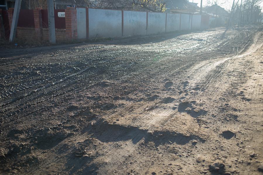 SME_6333 Измаил: фуры грязи не боятся (фото, видео)