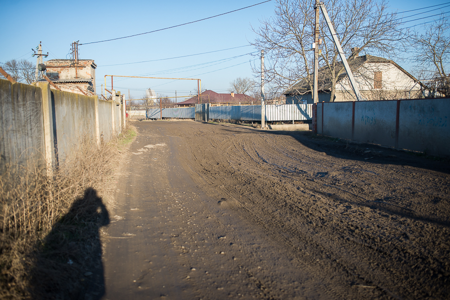 SME_6336 Измаил: фуры грязи не боятся (фото, видео)
