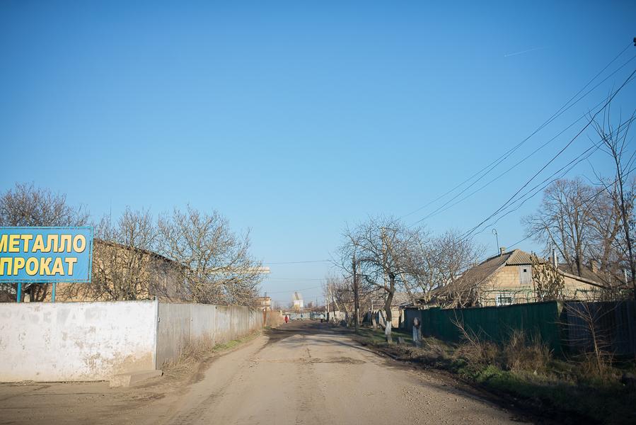 SME_6343 Измаил: фуры грязи не боятся (фото, видео)
