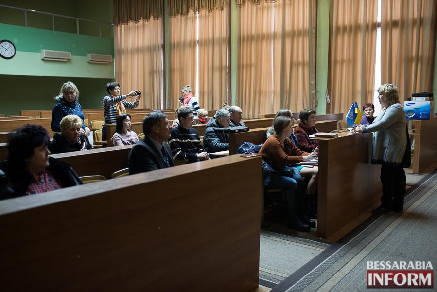 Измаильский р-н: социально-активные члены громад берут инициативу в свои руки