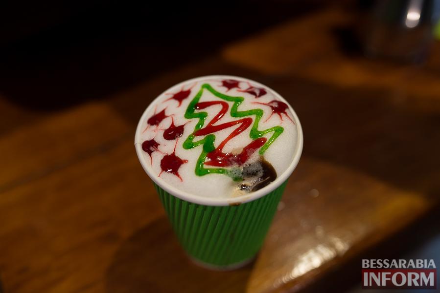 В Измаиле открылась Новогодняя ярмарка (фото)
