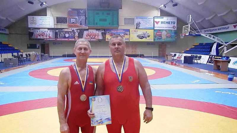 VUz3bLJY7K0 Измаильчанин стал победителем Кубка Украины по греко-римской борьбе (фото)