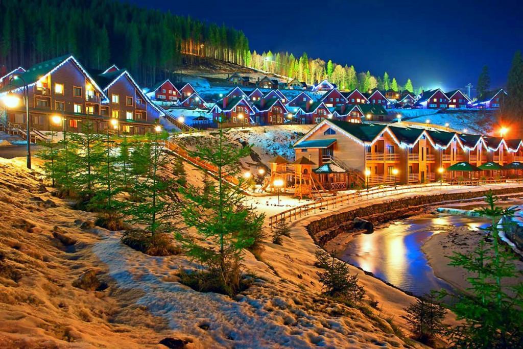 bukovel2-1024x684 Как отдохнуть на лучших курортах Украины с минимальным бюджетом