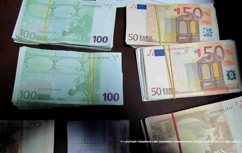 В Рени задержали румына, который пытался тайком ввезти в Украину более 30 тысяч евро