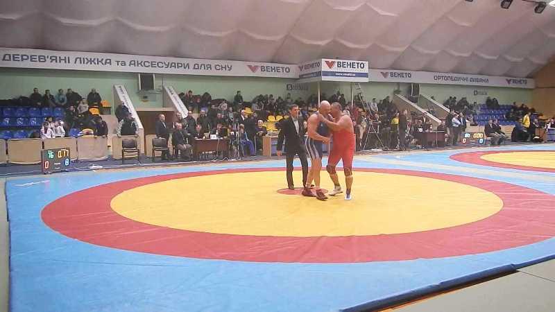 pmHq5-JFhNM Измаильчанин стал победителем Кубка Украины по греко-римской борьбе (фото)