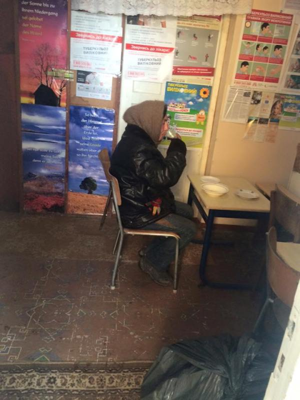 12417929_1023989227674567_8389569872118260141_n Жители Килии спасаются от холодов в пункте обогрева