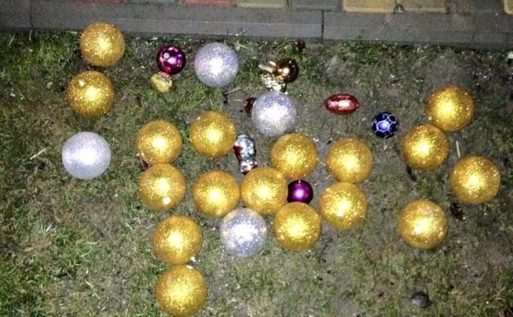 12439543_937866916269314_7343683773383263505_n В Килии задержали похитительниц елочных игрушек