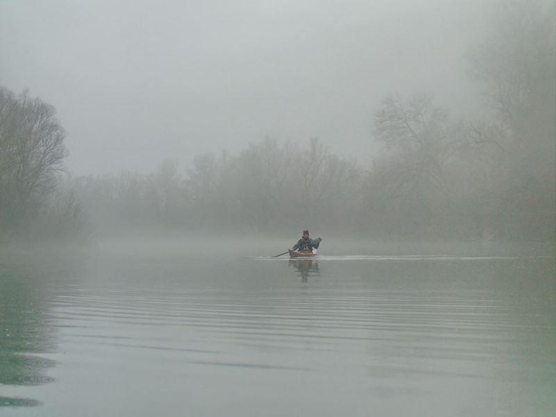Туманный Дунай (фоторепортаж)