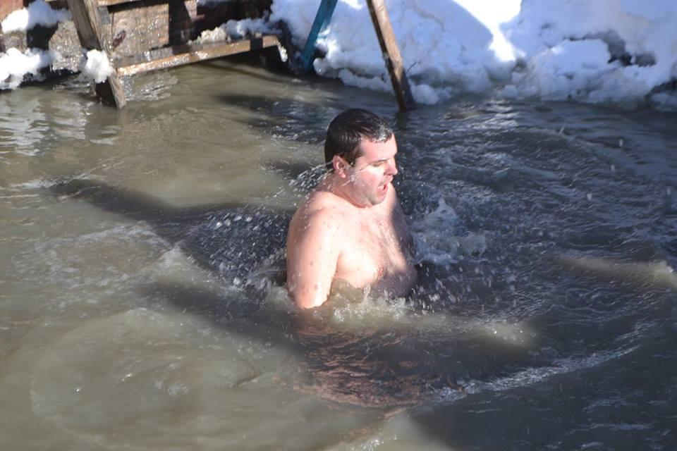 12553049_1544052379242614_5493617165288671642_n Килия отпраздновала Крещение Господне (фото)