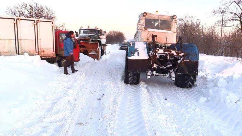 Трасса Одесса-Рени откроется не раньше сегодняшнего вечера