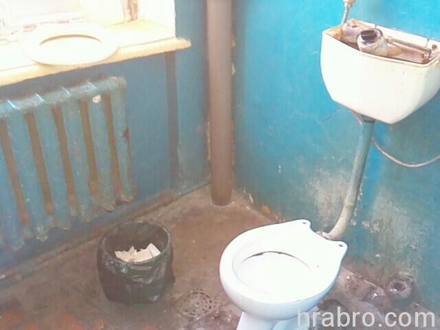 Пациенты тубдиспансера в Аккермане жалуются на жуткие условия содержания (ФОТО)