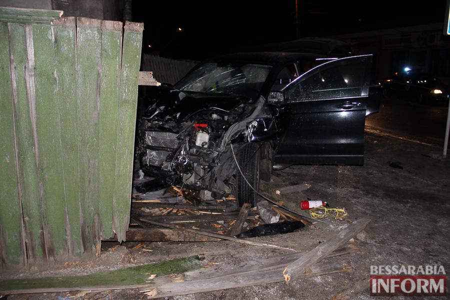 IMG_8777 Очередное серьезное ДТП в Измаиле: Honda врезалась в Niva Chevrolet и сбила человека