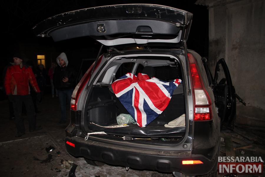 IMG_8780 Очередное серьезное ДТП в Измаиле: Honda врезалась в Niva Chevrolet и сбила человека