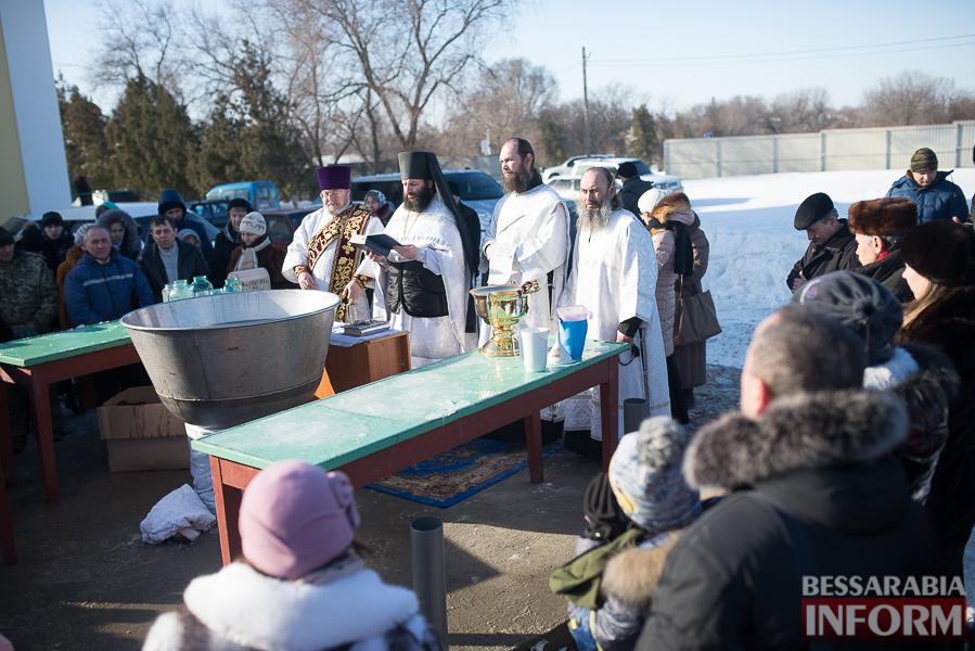 SME_0107 В храмах Измаила прошли крещенские богослужения (ФОТО)