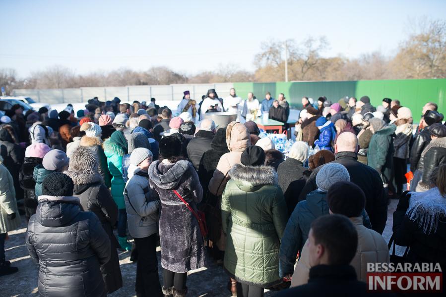 SME_0131 В храмах Измаила прошли крещенские богослужения (ФОТО)