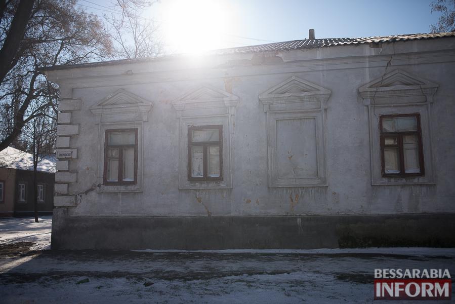 SME_0289 Измаил: нежилое здание хотят переделать под социальное жилье