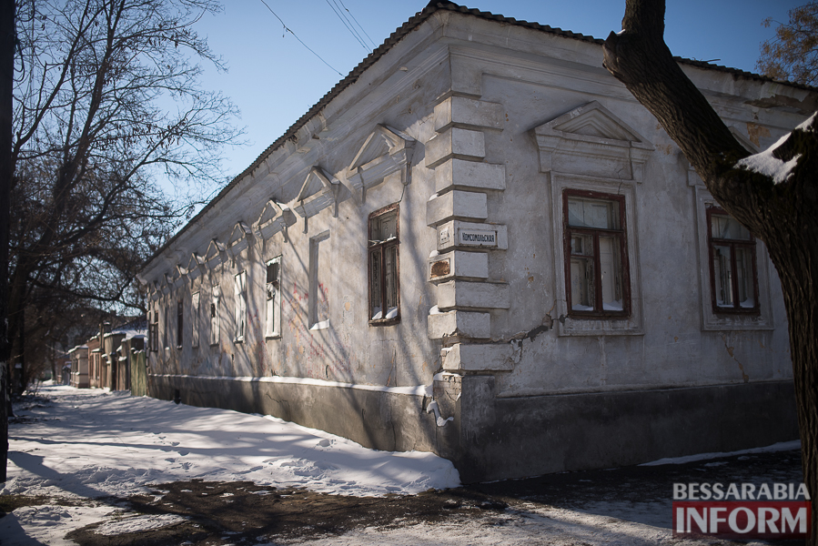 SME_0290 Измаил: нежилое здание хотят переделать под социальное жилье