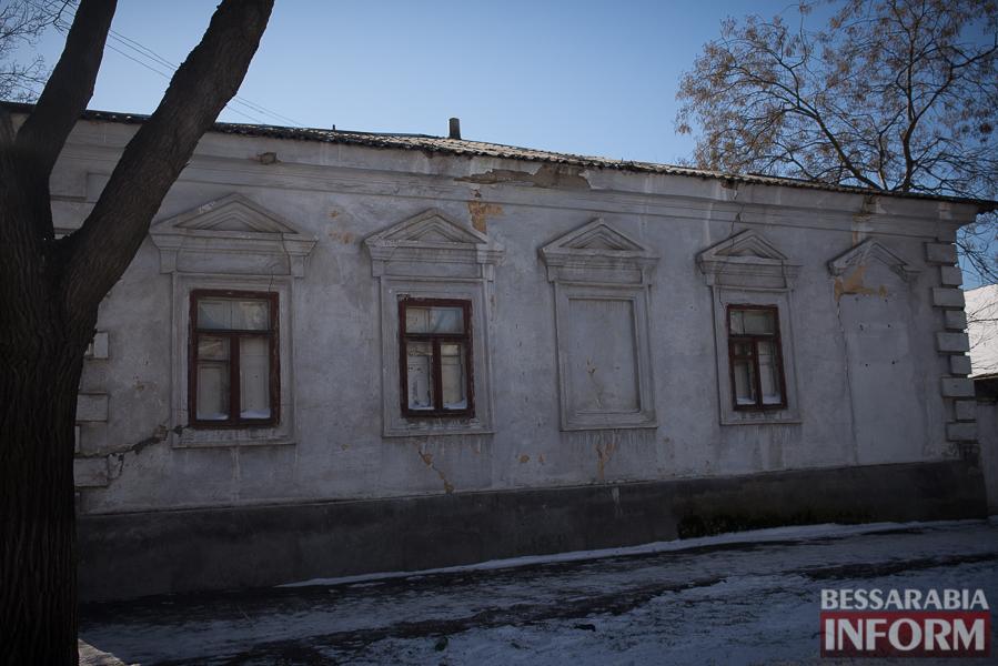 SME_0292 Измаил: нежилое здание хотят переделать под социальное жилье