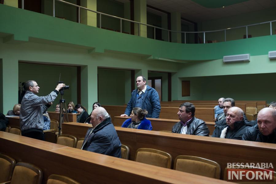 Заместитель губернатора области посетила Измаильщину (фото)