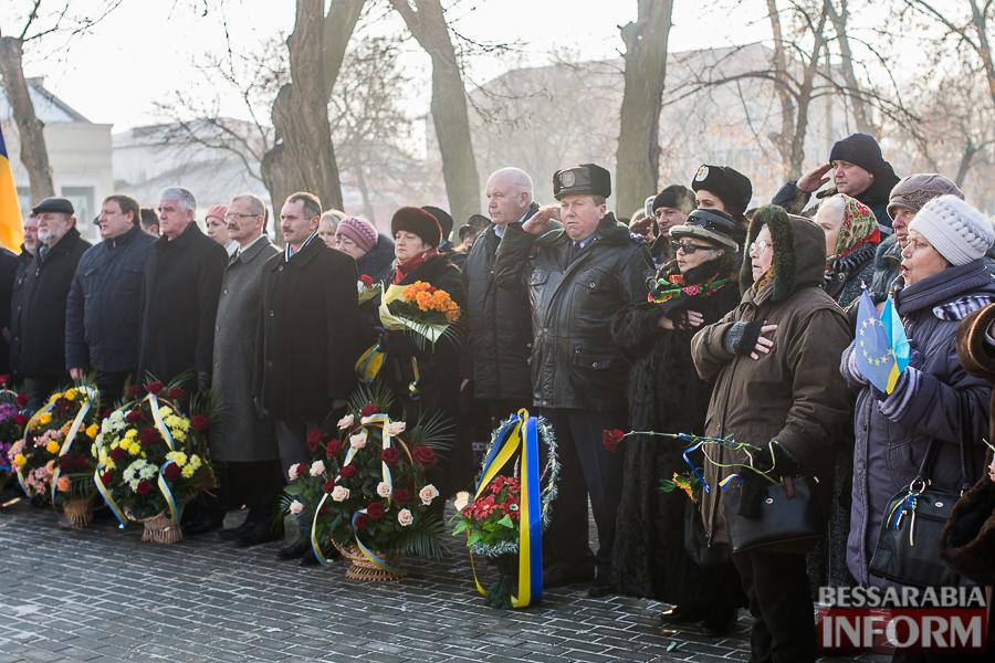 День Соборности Украины в Измаиле (фото)