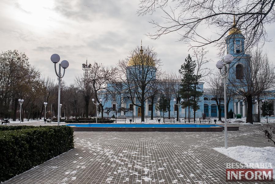 SME_7113 В Измаил пришла настоящая зима (фоторепортаж)