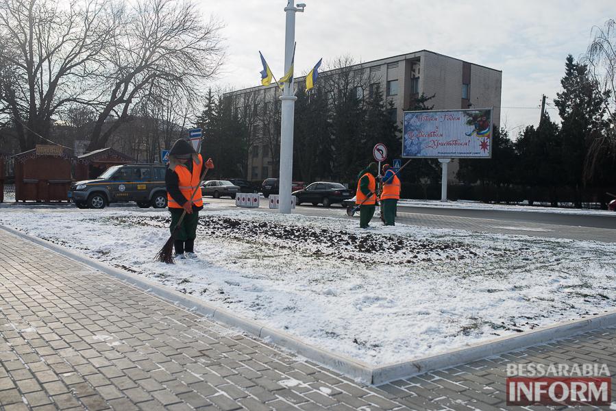 SME_7180 В Измаил пришла настоящая зима (фоторепортаж)