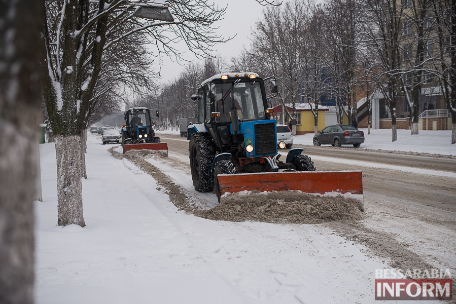 Зима в Измаиле. День второй (фоторепортаж)