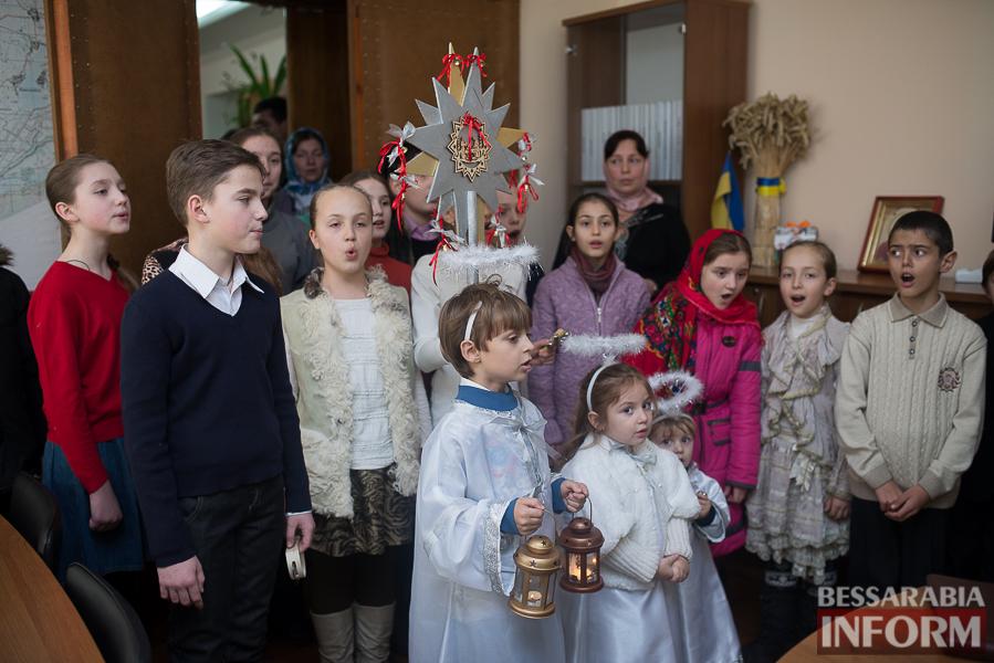 Кто сегодня пел в Измаильской РГА? (фото)