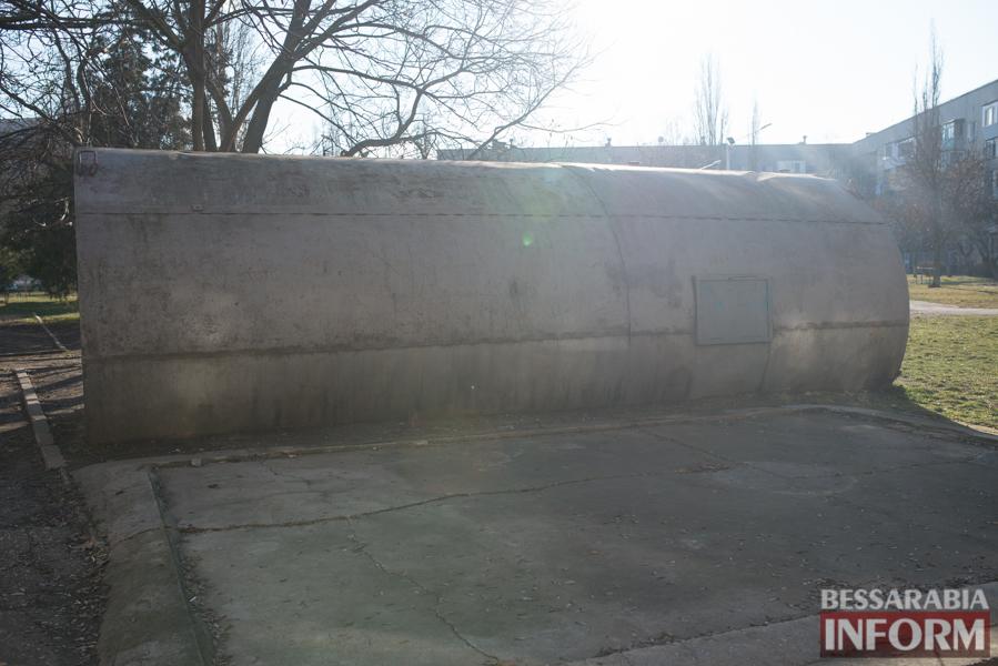 SME_7835 Измаил: это мой гараж, и точка!