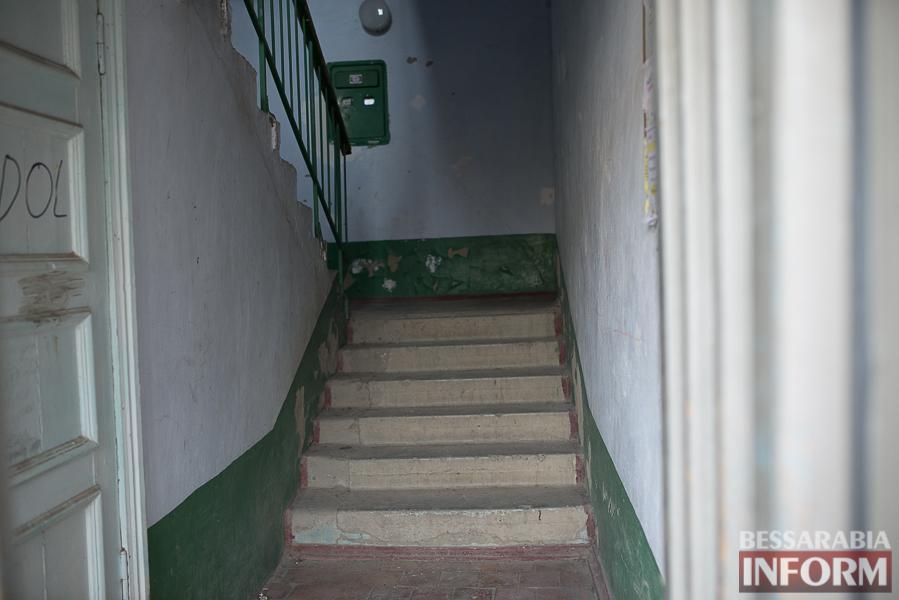 ТОП-5 лучших измаильских подъездов (фото)
