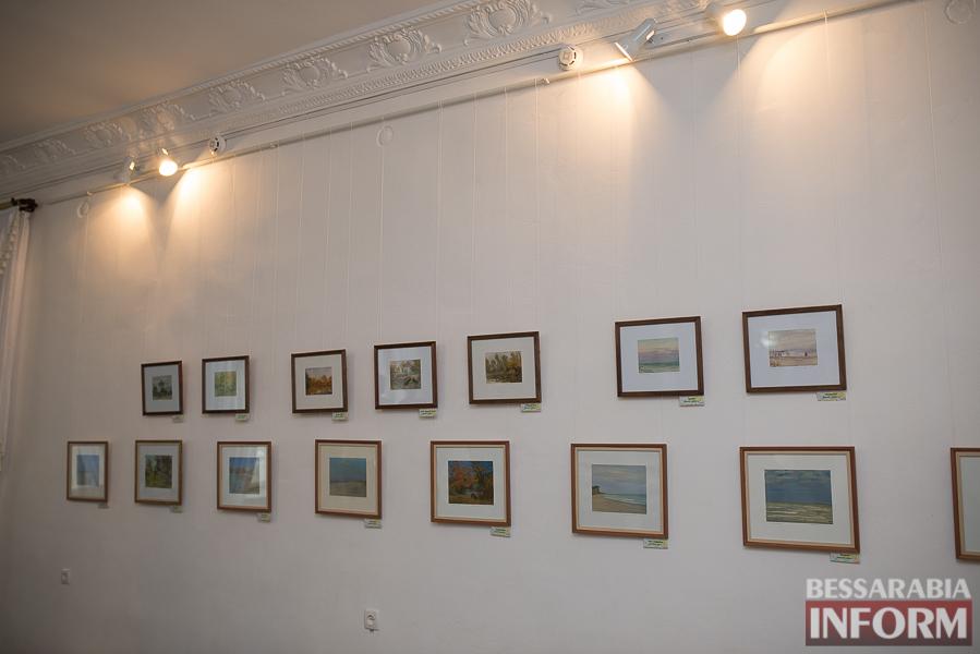 SME_8006 В Измаиле состоялось открытие выставки Ивана Коцофляка