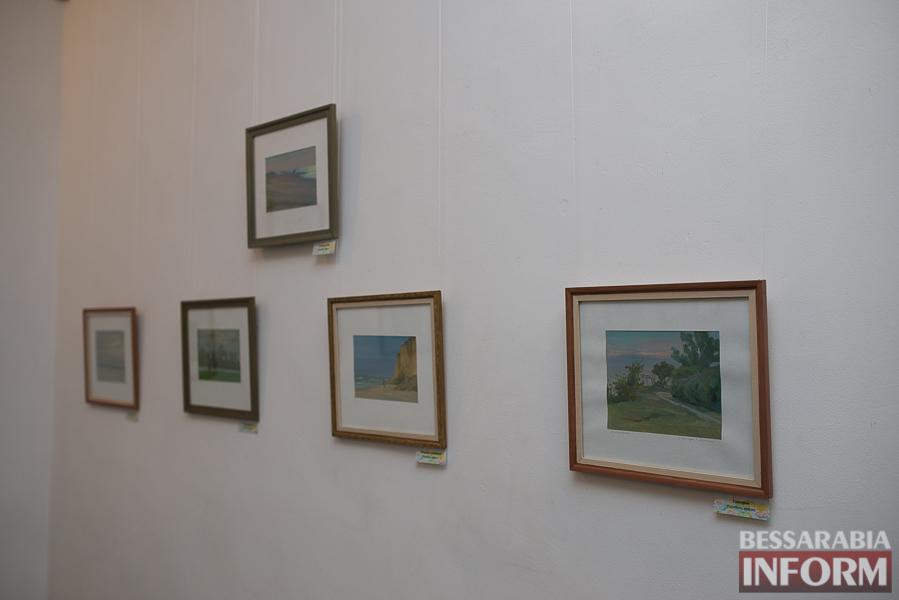 SME_8007 В Измаиле состоялось открытие выставки Ивана Коцофляка