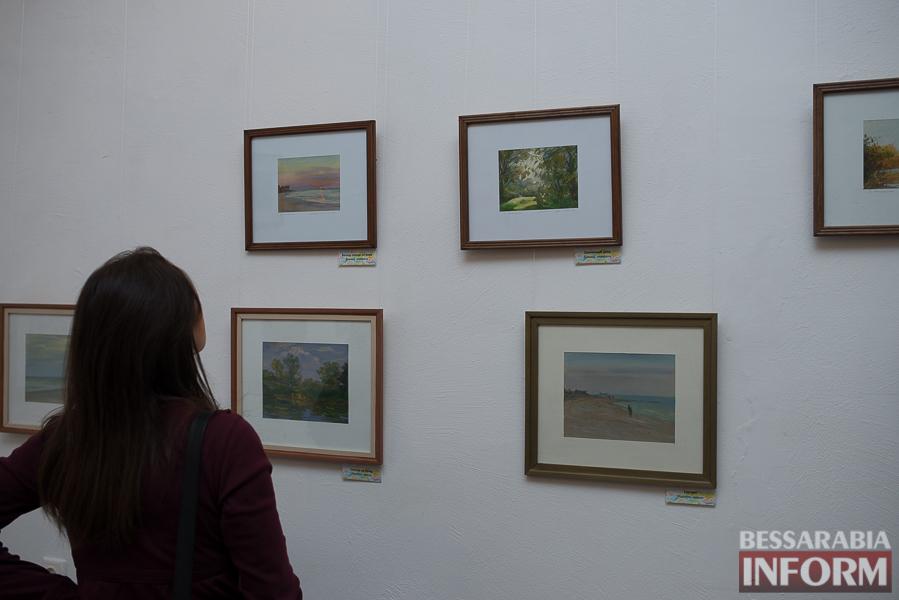 SME_8011 В Измаиле состоялось открытие выставки Ивана Коцофляка