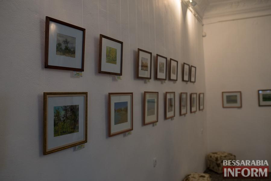 SME_8013 В Измаиле состоялось открытие выставки Ивана Коцофляка