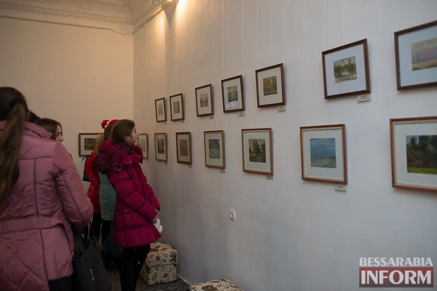 SME_8025 В Измаиле состоялось открытие выставки Ивана Коцофляка
