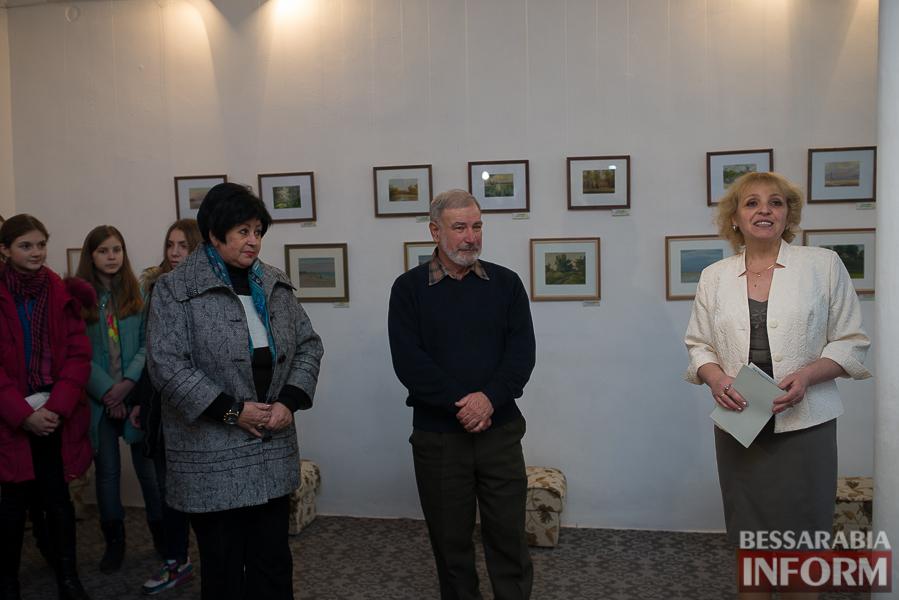 SME_8029 В Измаиле состоялось открытие выставки Ивана Коцофляка
