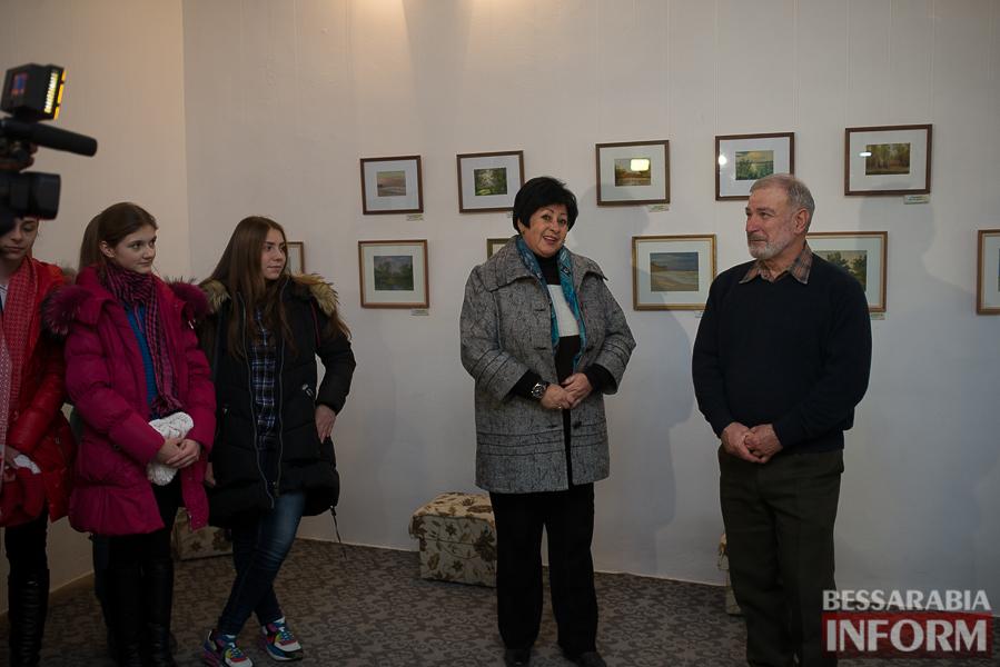 SME_8039 В Измаиле состоялось открытие выставки Ивана Коцофляка